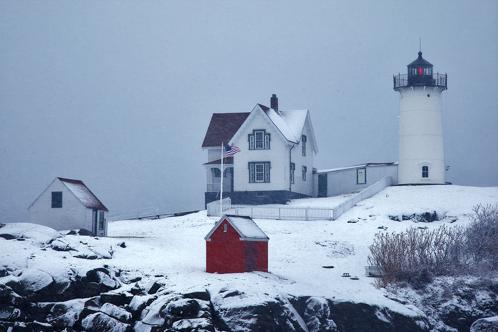 Cape Neddick Light (Nubble)
