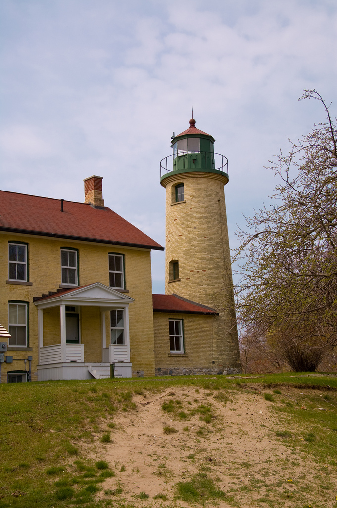 Beaver Island Head Lighthouse