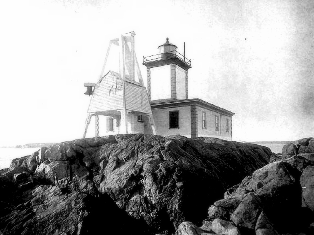 Avery Rock Lighthouse