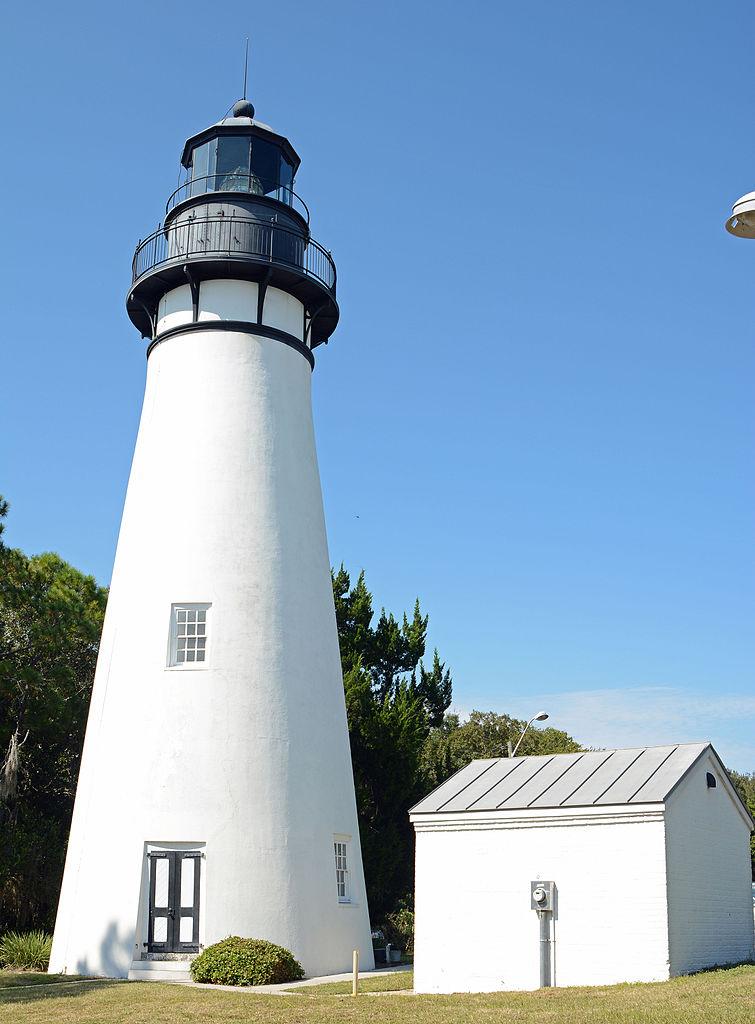 Amelia Island Lighthouse United States Lighthouses